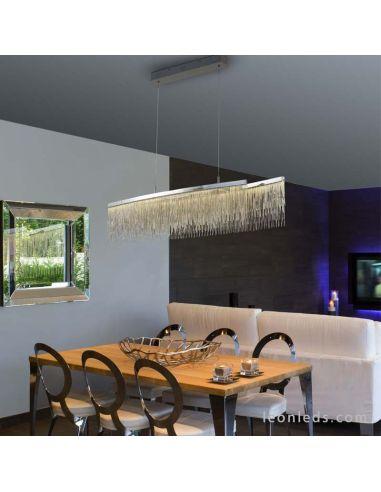 Lámpara de Techo LED serie Cinna | Lámpara de Techo LED Moderna | LeonLeds Iluminación