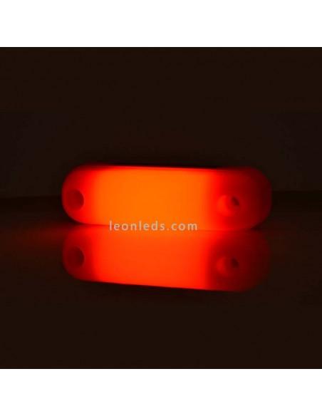 Piloto Galibo LED Neon rojo | Piloto de Galibo LED Was | Piloto de Galibo para Camión o remolque | LeonLeds