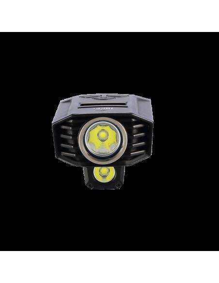Linterna LED Bicicleta Recargable Nitecore BR35 | Linterna de Bicicleta LED potente | Nitecore BR35 | LeonLeds.com