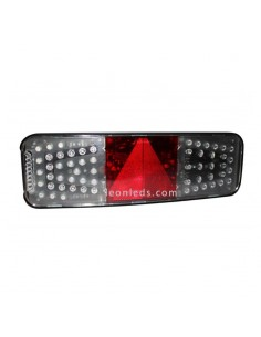 Piloto trasero LED TruckLite   Piloto LED trasero M757   Piloto trasero LED TruckLite M757   LeonLeds Iluminación