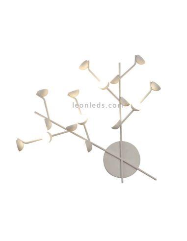 Aplique de Pared Led de la serie ADN de Mantra Iluminación 6263 al mejor precio | LeonLeds Iluminación