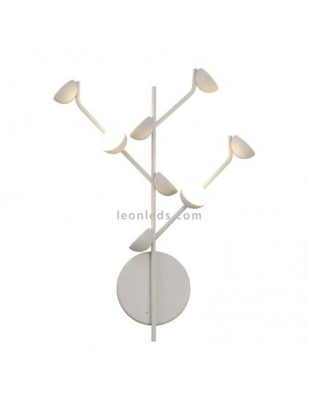 Aplique de pared de 24W de la serie ADN de Mantra Ilumnación 6264 al mejor precio | LeonLeds Iluminación