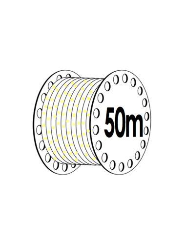 Rollo tira LED 9W Luz Amarilla | Tira LED 220V | Rollo tira LED | LeonLeds Iluminación