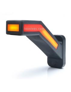 Cuerno LED Was con intermitente progresivo | Cuerno LED Was 4 funciones | Cuerno Led con intermitente | LeonLeds Iluminación