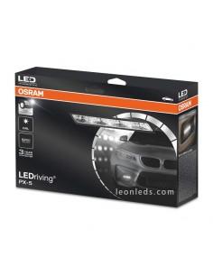 Caja de Luces Diurnas LED DRL de Osram | Luz diurna LED de Osram | Osram LedDriving 301 | LeonLeds Iluminación