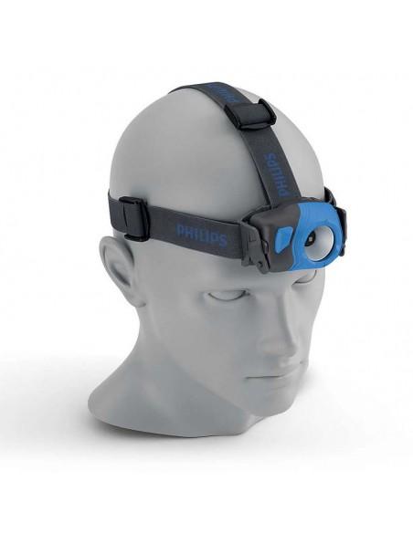 Linterna frontal Led para trabajo al mejor precio de Philips | Leonleds Iluminación