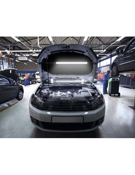 Linterna Led de trabajo para talleres mecánicos de Philips | LeonLeds Iluminación
