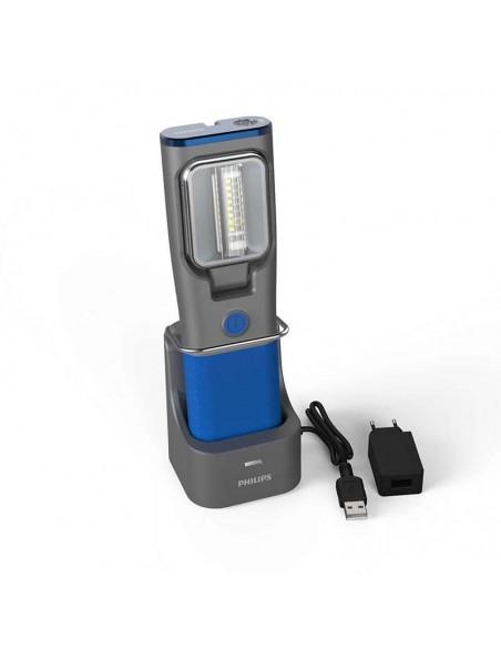 Linterna Led de mecánico para talleres RCH31 de Philips baratas | LeonLeds Iluminación