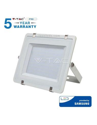Proyector Led Blanco 200W 6500K Luz Fría de Vtac pro baratos   LeonLeds Iluminación