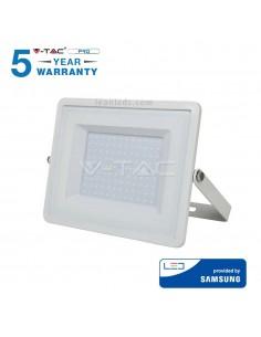 Proyector Led Pro de 100W Blanco con luz Fría 6500K baratos | LeonLeds Iluminación