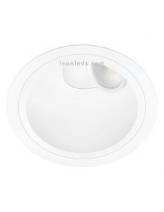 Pointer LED Downlight orientable redondo de Arkos Light Blanco | Downlight LED orientable | LeonLeds.com
