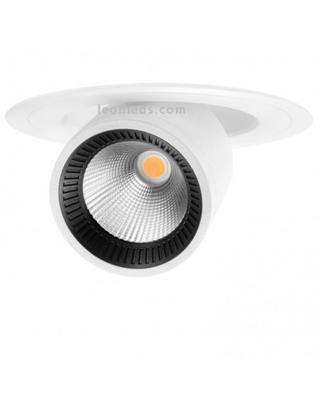 Pop Up LED Arkos Light Blanco | Downlight LED de Arkos Light | Proyector LED Empotrable Blanco | LeonLeds Iluminación