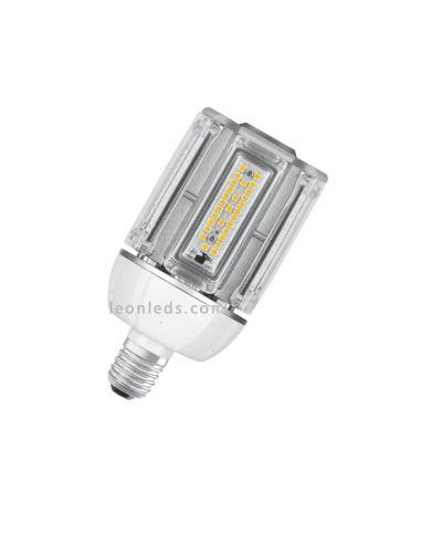 Bombillas LED Osram LedVance   Osram HQL LED 3000 840 E27   Bombilla Reemplazo Vapor de Mercurio LedVance   LeonLeds Iluminación