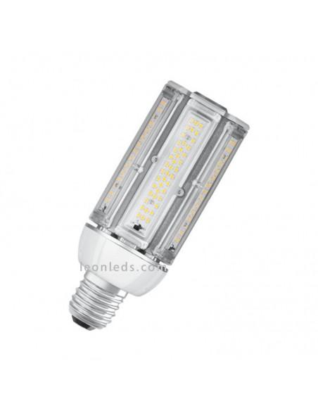 Bombilla LED Osram HQL 6000 E40 | Osram HQL LED 6000 840 E40 | Bombilla reemplazo de vapor de mercurio | LeonLeds Iluminación
