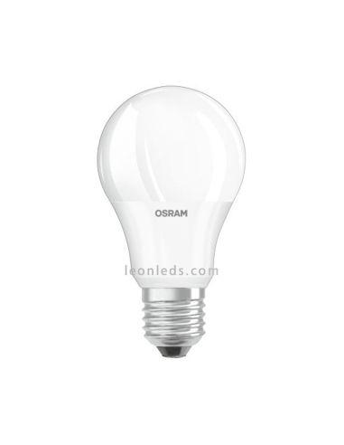Bombilla LED Osram LedVance   Bombilla LED osram LedVance E27 A60 9W   LeonLeds Iluminación