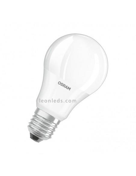 Bombilla LED Osram LedVance E27 A60 | LeonLeds Iluminación