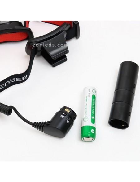 67a5b3cdbba Linterna Frontal LED | Led Lenser H8r | Linterna Frontal LED recargable |  Linterna recargable LedLenser