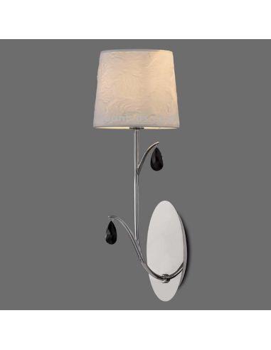 Aplique de pared Andrea de Mantra | Aplique andrea de Mantra 6316 | LeonLeds Iluminación