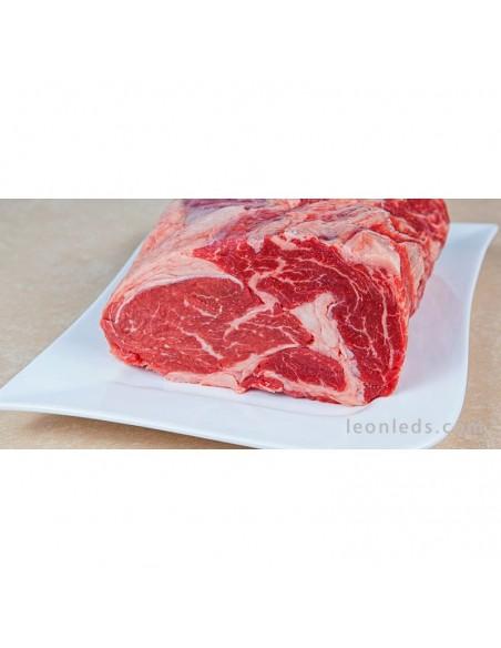 Carne iluminada con Downlight especial alimentación | Iluminar carnicería con LED | LeonLeds Iluminación