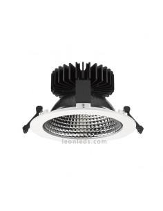 Donwlight LED especial carnes rojas | Donwlight LED Aquieles II | Downlight LED especial alimentación | LeonLeds Iluminación