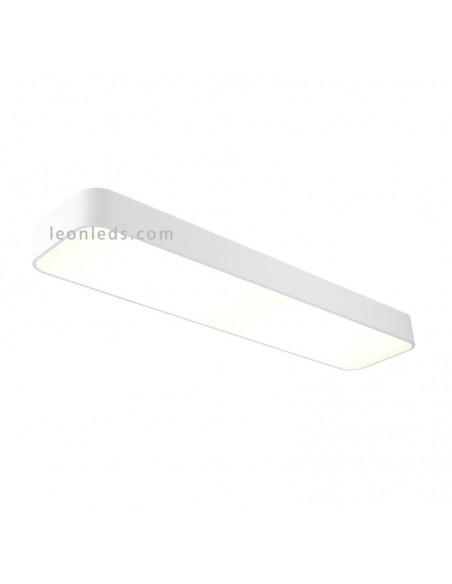 Plafón LED potente rectangular | Plafón LED Cumbuco 5503 | Plafón LED rectangular Cumbuco potente | LeonLeds Iluminación