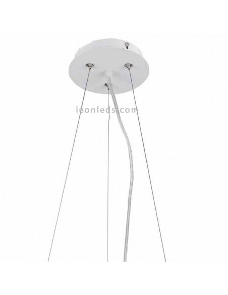 Kit colgante para Plafón LED | Kit colgante plafón Cambuco 5515 | LeonLeds Iluminación