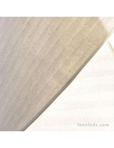 Detalles de Lámpara Voiles LED | Lámpara colgante Voiles de cerca | Lámpara voiles de Grok | LeonLeds Iluminación
