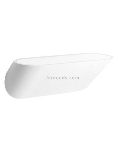 Aplique de pared Lip de ArkosLight de color Blanco en 24W | LeonLeds Iluminación
