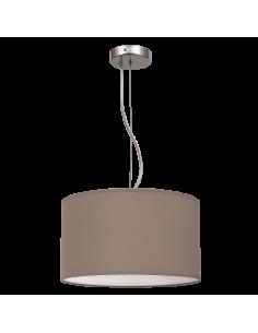 Lámpara de techo redonda serie Nicole 50Cm | Lámpara de techo moderno | LeonLeds Iluminación
