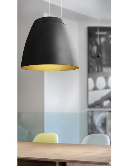 Lámpara Colgante Led Salt 4 de 27W de ArkosLight | LeonLeds Iluminación
