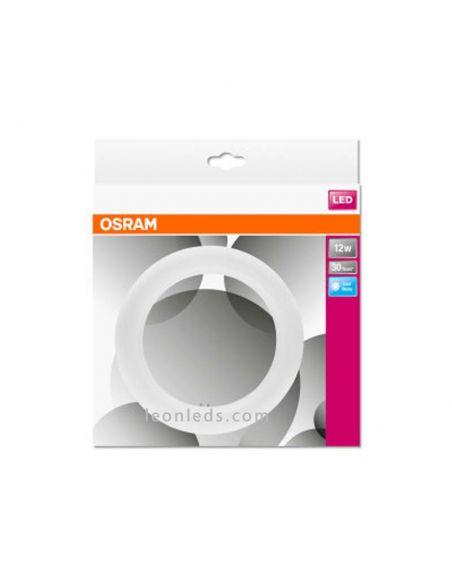 Tubo T9 LED circular de Ledvance 12W al mejor precio | LeonLeds Iluminación