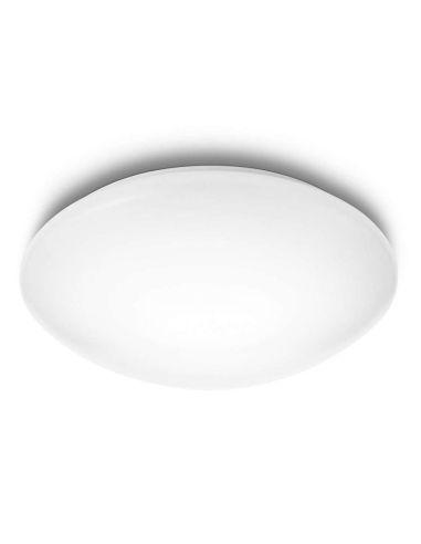 Plafón de techo LED Philips suede para instalar en techo en superficie para interior   LeonLeds Iluminación