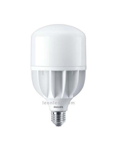 Bombilla LED Phlips TrueForce Core HB potente de 35W | Bombilla LED potente E27 para naves industriales | LeonLeds Bombillas LED