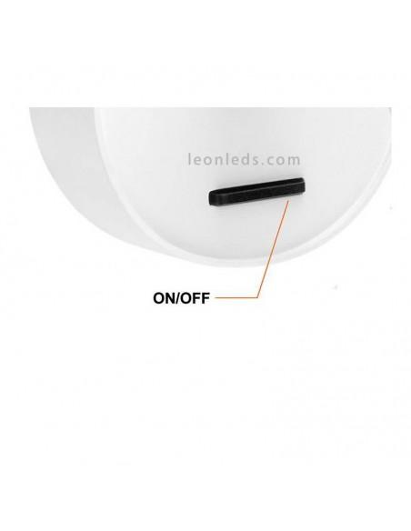 Aplique de Pared Dram de ArkosLight con 2.1W en 2 tonos de luz al mejor precio | LeonLeds Iluminación