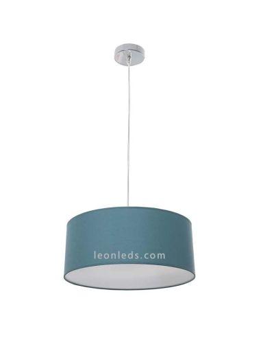 Lámpara de Techo moderna redonda de la serie Turquesa | LeonLeds Iluminación