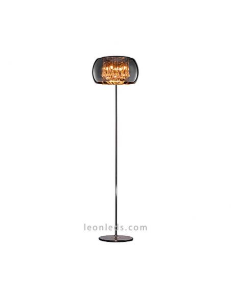 Lámpara de Pie de estilo moderno de la serie Vapore | LeonLeds Iluminación