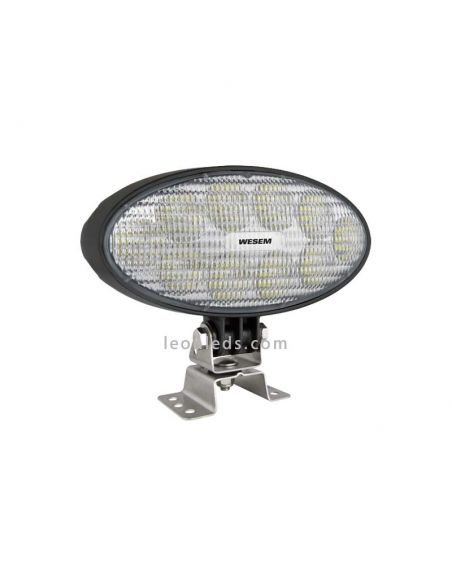 Faro LED Ovalado de trabajo potente para Jonh Derre | LeonLeds Faros de trabajo LED