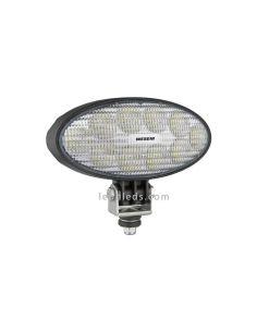 Faro LED de trabajo Ovalado Potente con angulo de haz ancho | Faro LED de primera calidad | LeonLeds iluminación