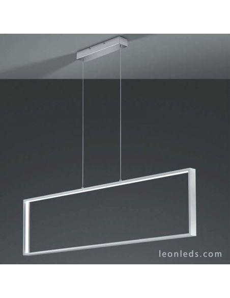 Lámpara LED de techo moderna serie Azur de Trio Lighting | LeonLeds Lámparas decorativas LED