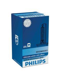 Bombilla Xenón D1S efecto LED Philips D1S White Vision Gne 2 | LeonLeds Bombillas Xenón Philips