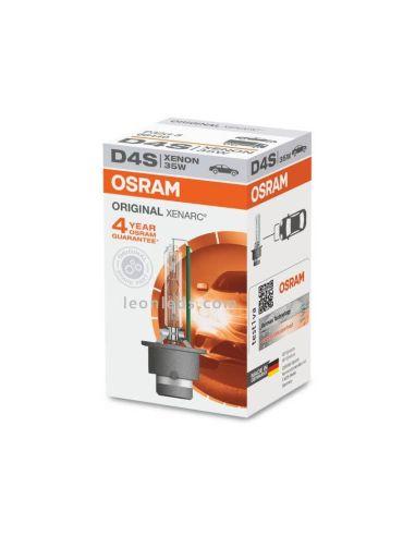 Osram D4S Xenarc Original con 4 años de garantía | LeonLeds Bombillas Xenon