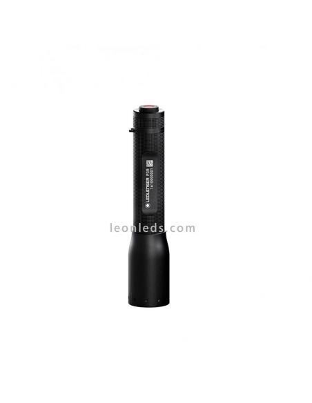 Linterna LED de mano LedLenser P3R recargable con zoom | LeonLeds Linternas LED