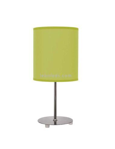 Lámpara de Sobremesa Verde de la serie Nicole barata   LeonLeds Iluminación decorativa