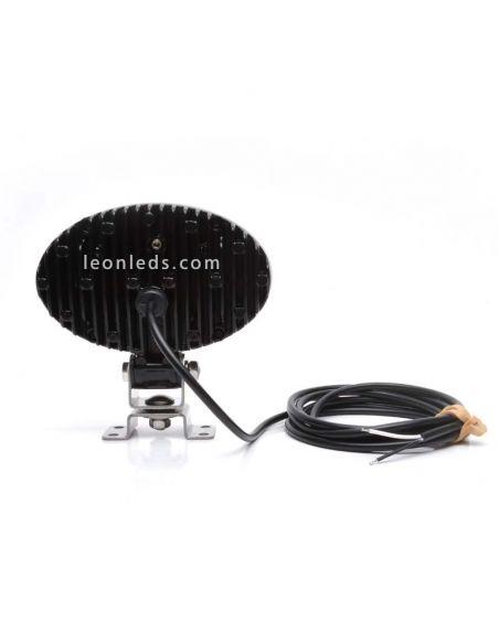 Compra Faros LED de trabajo ovalados | LeonLeds Faros LED