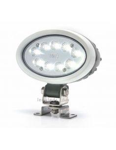 Faro LED potente para instalar en tractor o cosechadora | LeonLeds Faros LED Oalados