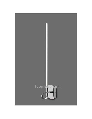 Aplique LED moderno serie Cinto Cromado de Mantra | LeonLeds Apliques LED