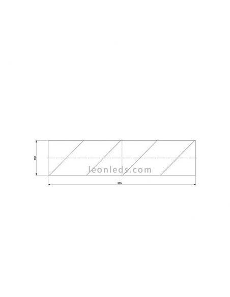 Kit de 2 placas Reglamento 70 reflectantes Homolagadas