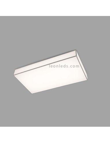 Plafón LED moderno serie Silk de Faro Barcelona