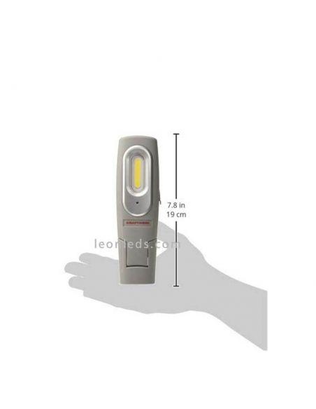 Linterna LED magnética kraftwerk 32032 | Leonleds.com