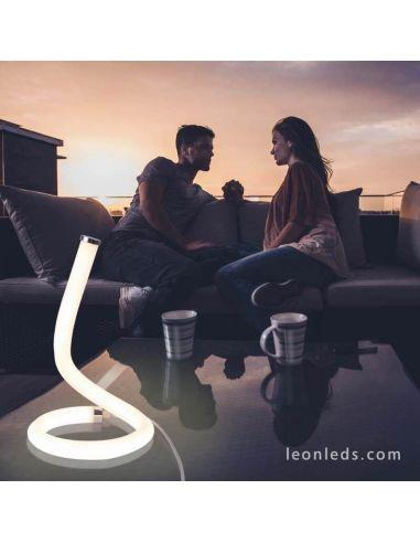 Lámpara de sobremesa LED moderna Line de Matra 6604